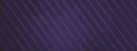 slanted: large dark purple striped background with vintage texture, diagonal slanted stripes with faded grainy texture, old wallpaper pattern design