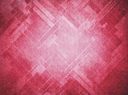 portadas libros: fondo abstracto de color rosa se desvaneció patrón geométrico de ángulos y líneas, elementos de diagonal diseño, textura de fondo Foto de archivo