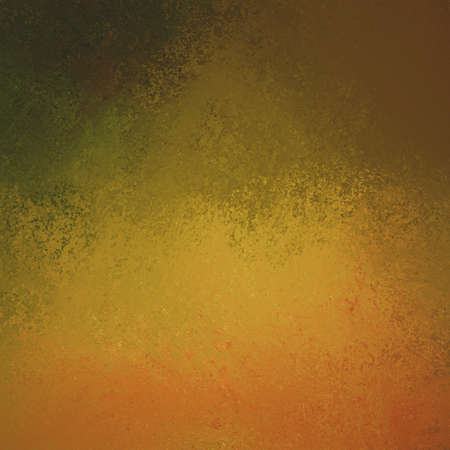 black shadows: orange gold and brown background with black shadows and grunge texture