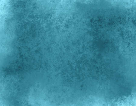 sponged: old faded blue background texture