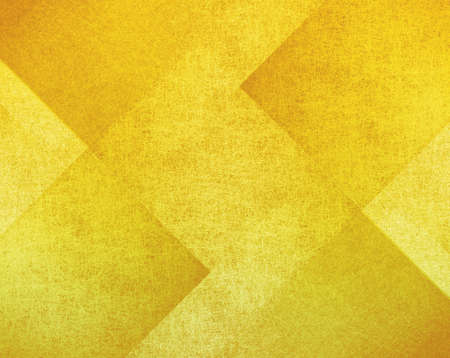 yellow block: gold background with old parchment grunge texture in modern art abstract background block layout design, yellow paper with block pattern