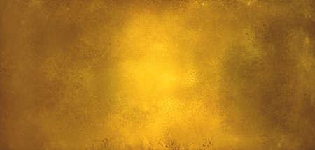 metales: Fondo de oro. Bandera de fondo de lujo con textura vintage.