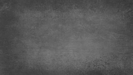 black background, chalkboard gray color with vintage texture
