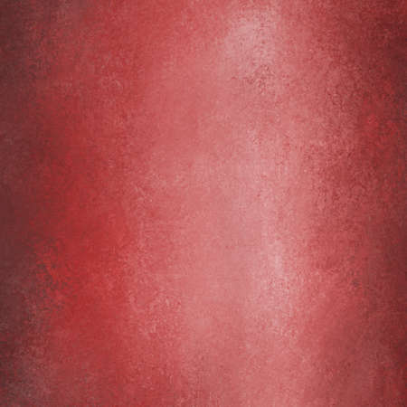 red background texture paper, faint rustic black vignette grunge border paint design, solid red Christmas color background Stock Photo