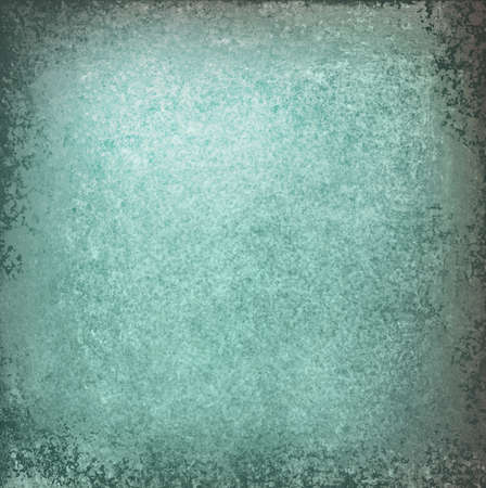 worn: teal blue and white background with vintage grunge texture
