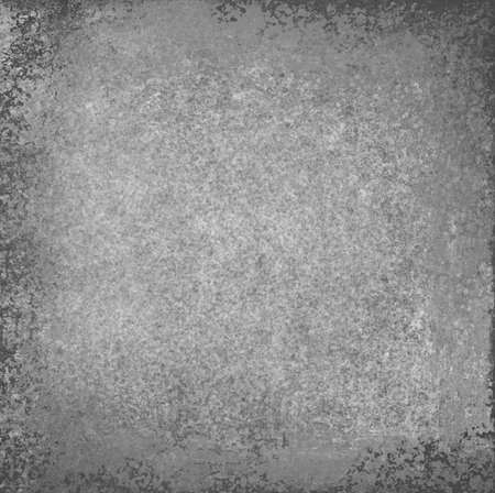 spattered: gray black and white background with vintage grunge texture