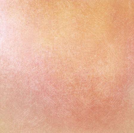 durazno: Melocotón de color rosa y naranja textura de fondo, colores suaves elegantes y esquina efecto de iluminación de diseño Foto de archivo