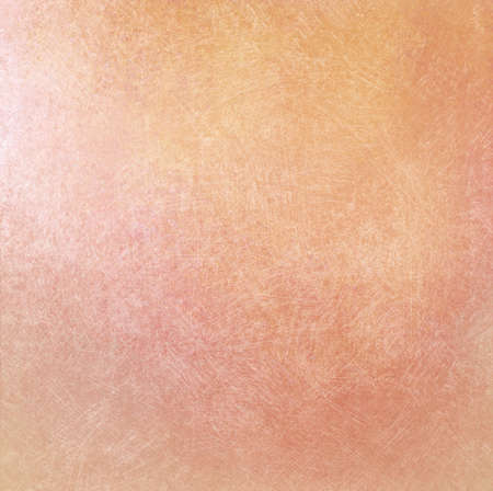 soft colors: peach pink and orange background texture, elegant soft colors and corner lighting effect design