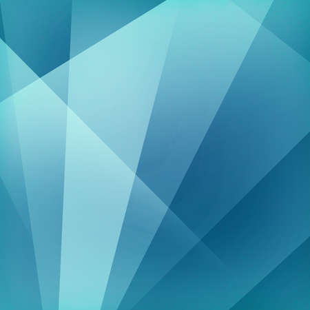 angle: blue background, angled stripes of blue and white in fan shaped pattern with triangle shape overlay and soft lighting