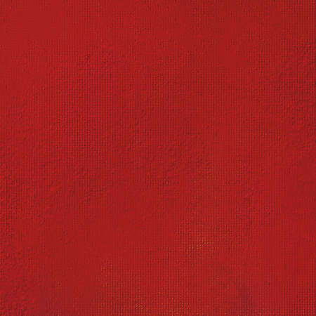 smeary: red canvas textured background with paint smears Stock Photo