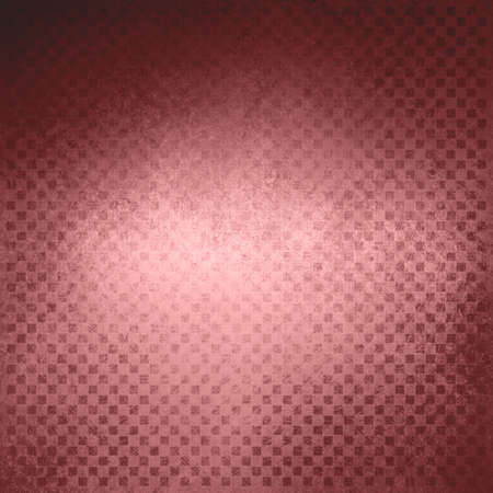 faded pink background, vintage color and sponged distressed texture in soft blended brush strokes with dark center and light border, red marsala wine color background