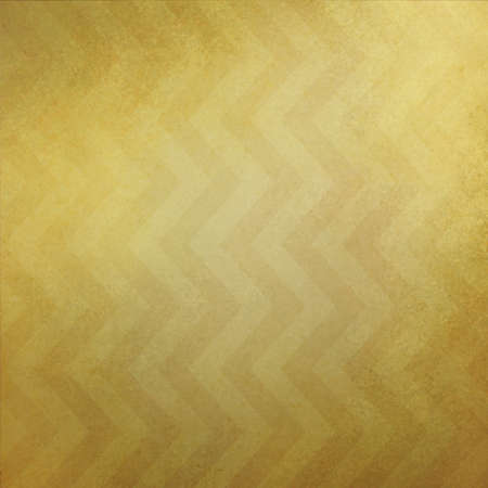 old paper texture: gold chevron striped background with vintage grunge background texture design, old gold paper, distressed worn texture