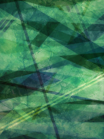 background green: blue green background with abstract geometric lines and shapes in diagonal angles