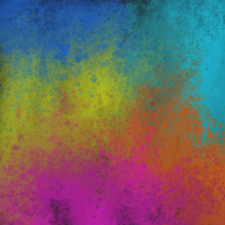 messy bright background design with glassy spotted texture Stock Photo