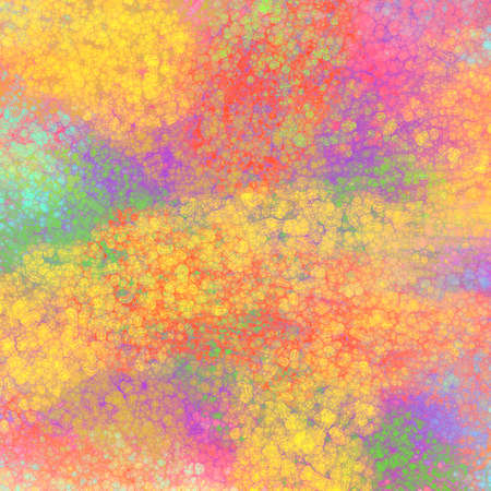 blue abstract: colorful speckled paint background design