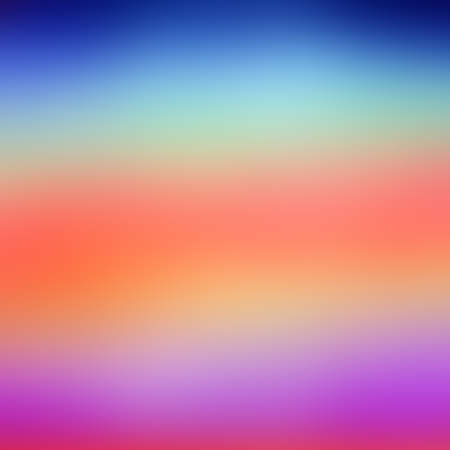 blurred striped lines in bright colors of pink yellow orange blue and purple on background design with smooth blurred texture, bright sunset concept background, blurry streaks of color