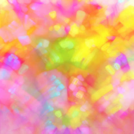 bright lights: beautiful blurred lights background with pink purple blue green and gold color splashes in vivid random design, bright spots of brilliant shapes in confetti style image with glass texture