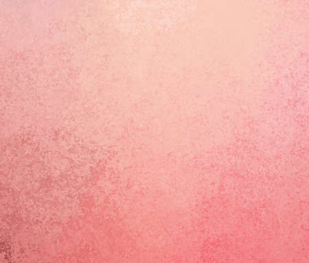aged: soft pink background with yellow hue