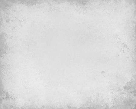 sheet of paper: old gray paper background with vintage texture layout