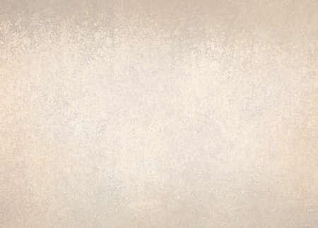 Ancien fond blanc en papier blanc avec une texture en détresse