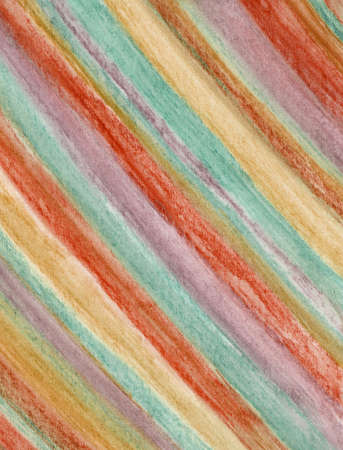 blue abstract: hand painted striped watercolor background design