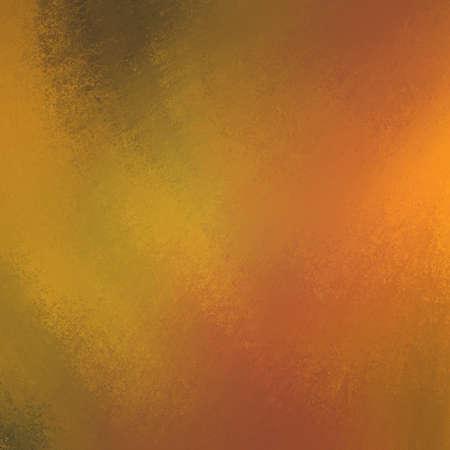 display: gold background with soft orange color splash for autumn