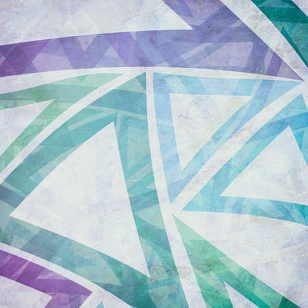 abstract background with geometric triangle elements