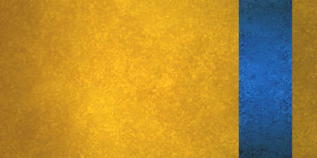 sheet of paper: luxury gold and blue background design