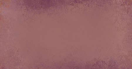 paper texture: old mauve pink and burgundy purple stained background with grunge textured borders and elegant rustic vintage style design Stock Photo