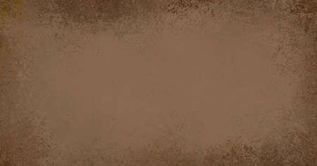 grungy: old rustic brown stained background with grunge textured borders and elegant rustic vintage style design