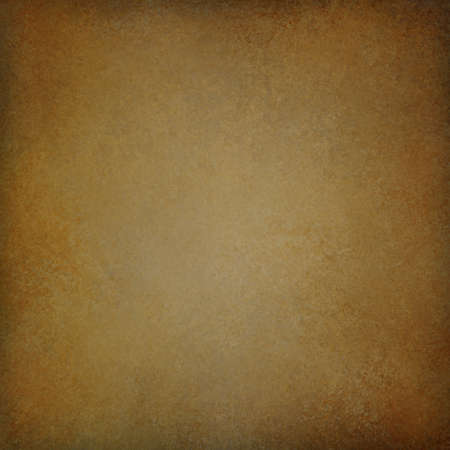 brown texture: warm gold brown background, black vignette border and light center, abstract vintage grunge background texture, earthy country western tone, product display backdrop