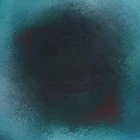 grungy: black chalkboard background with blue grunge border frame