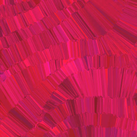 ripple: abstract pink background with mosaic glass texture stripes