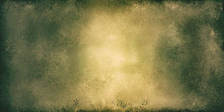 black metallic background: green and gold background with black grunge border and texture