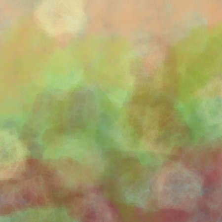 blotchy: abstract pink and green mottled background design with blurred glassy texture Stock Photo