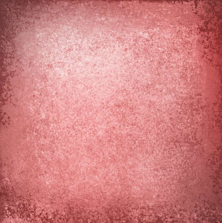 torn metal: red and white background with vintage grunge texture