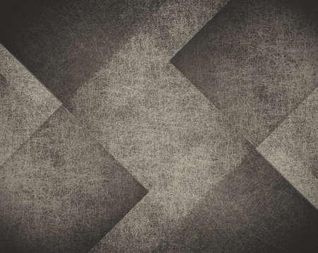 forme: Fond noir avec vieille texture de grunge de parchemin dans l'art moderne fond abstrait conception de disposition de bloc