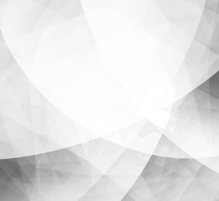 grey pattern: abstract white background with transparent circle layers with black and gray shadows and faded texture, modern design