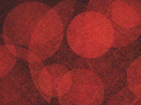 xmas background: abstract background design, textured red balls floating on black background