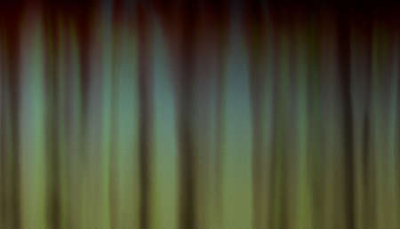 black shadows: abstract green draped material or curtain illustration with black shadows