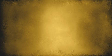paints: Gold background. Luxury background banner with vintage texture. Stock Photo