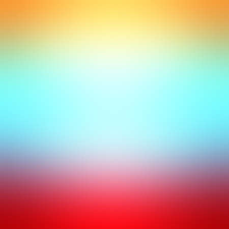 red wallpaper: red yellow and blue background in bright colors and smooth blurred texture, colorful shiny metallic background, abstract modern background or website background design Stock Photo