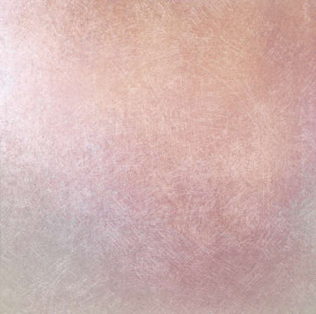 paints: peach pink and orange background texture, elegant soft colors and corner lighting effect design with white grunge brush stroke pattern overlay