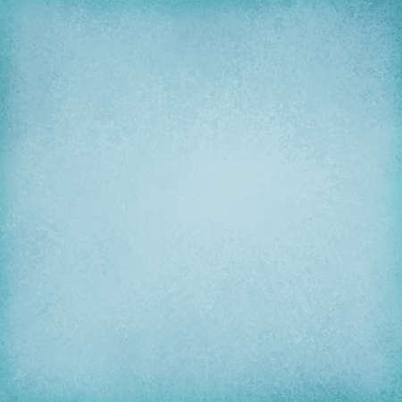 layout: blue background in pastel spring color Stock Photo