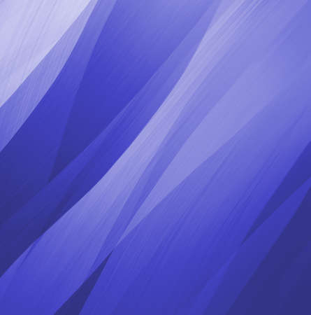 wave: abstract background with blue wavy leaves or stripes concept