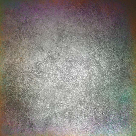 antique: silver purple background with detailed distressed texture Stock Photo