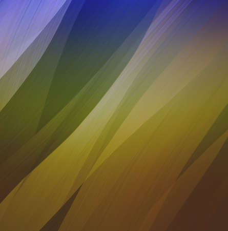 abstract background with wavy leaves or stripes concept