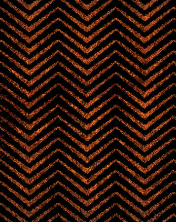 textured backgrounds: orange and black chevron striped background design