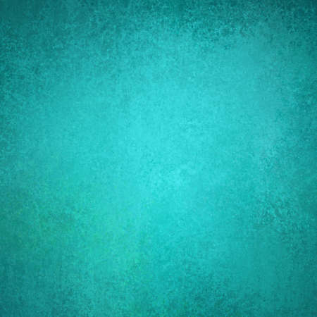 antique: blue green background color with sponged distressed vintage texture