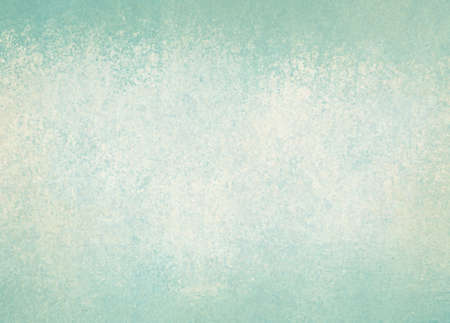 textured backgrounds: old pastel blue paper background with vintage texture layout, white background color with darker teal blue grunge border design